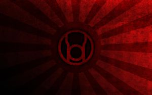 Red Lantern Wallpaper by LordShenlong