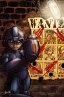 Megaman: Wanted by mistermoster