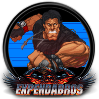 The Expendabros - Icon by Blagoicons