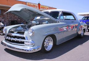 Wicked 52 Chevy by StallionDesigns