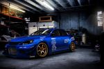Lexus IS-F Time Attack by StankarCZ