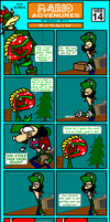 Mario Adventures 28 by Mariobro64
