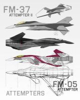 Attempters -NEW! FM-37 Profile- by fighterman35