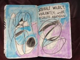 WTJ - Scribble widly, violently, reckless abandon by xxblackengelxx