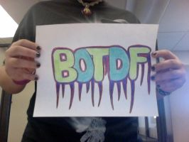 BOTDF Drawing by Carabajal32