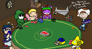 iScribble Collab - Strip Poker by Neopolis