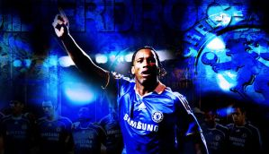 Didier Drogba - Chelsea F.C. by andrea10
