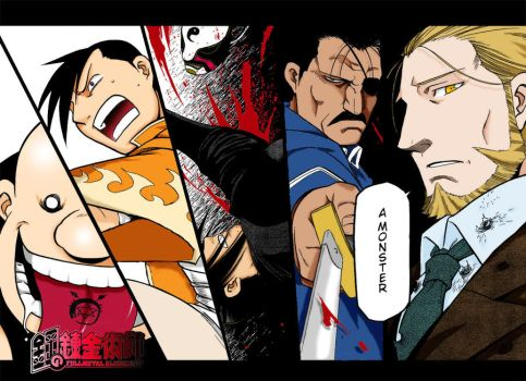 Fullmetal Alchemist chapter 46 by 93sign