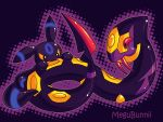 :CE: Shiny Umbreon and Seviper by MeguBunnii