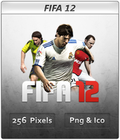 FIFA 12 - Icon by Crussong