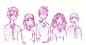 The Kids by AdeL7e