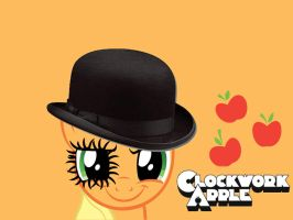 A Clockwork Applejack by normanb88