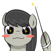 Cute Octavia !! by Marenlicious