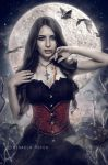 of the night by Mihaela-V