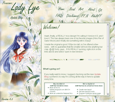 Penname: Lady Lye by causticgit