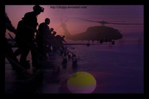Navy Nights by Chrippy