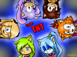 ~*Team TNT*~ by Edlathecat