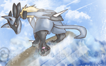 Catchin' surf by EasternCapricorn