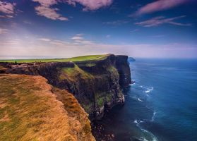 Cliffs of Moher by marinsuslic