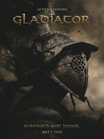 Gladiator Poster by BenjaminHaley