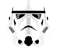 L.H /// Stormtrooper by physiks