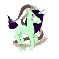 .:COMMISSION:. Saddle Spells by AstralDragons