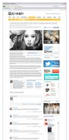 MamaMia.com.au Redesign Proposal Article Page by tmgtheperson