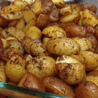 Roasted Taters with Cumin by dragoon811