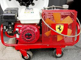 FERRARI 5 HP exotic generator by Partywave