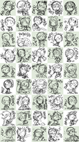 MS: Gotta draw 'em all -TERE- by countercanon