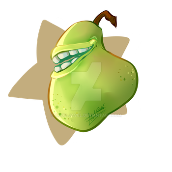 The Pear by aude-javel