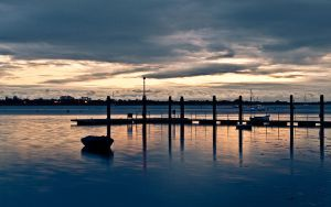 Emsworth Eve by adamlack