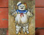 Stay Puft by FilthyinShanity