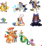 PokePixels 3 by iX3TV