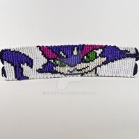 Purrloin 1.25 inch Friendship Bracelet by CarrieBea