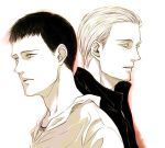 True Blood: Eric and Godric by illli