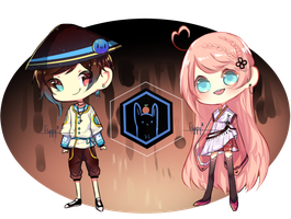 .: Collab Adopts :. Flippopts 1/2 OPEN (AUCTION) by EnaMei