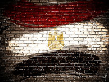 egypt flag by 555angelina555