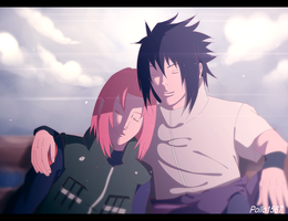 Sasusaku by pollo1567