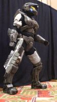 master chief spartan Tim by TIMECON