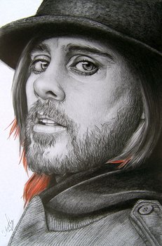 Jared Leto by Sidonnia