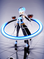 MMD Eve by Xenosnake