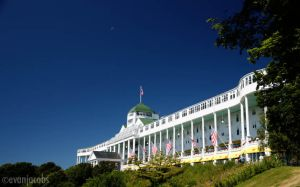 Mackinac Island - Grand Hotel by evanjacobs