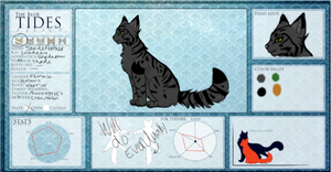 TBT    Shadefeather of Thunderclan by DeadOnTheHorizon