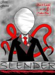 Slender in the mist by TxKoreKid