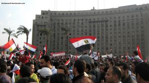 Egypt Revolution 20 by thefreewolf