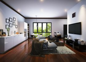 Family room by petera
