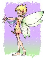 Fairy by ChibiIruka