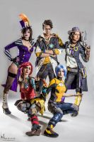 Borderlands by ivettepuig