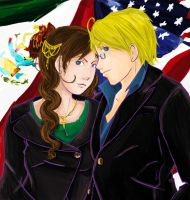 APH: Strictly business by Sakurastr
